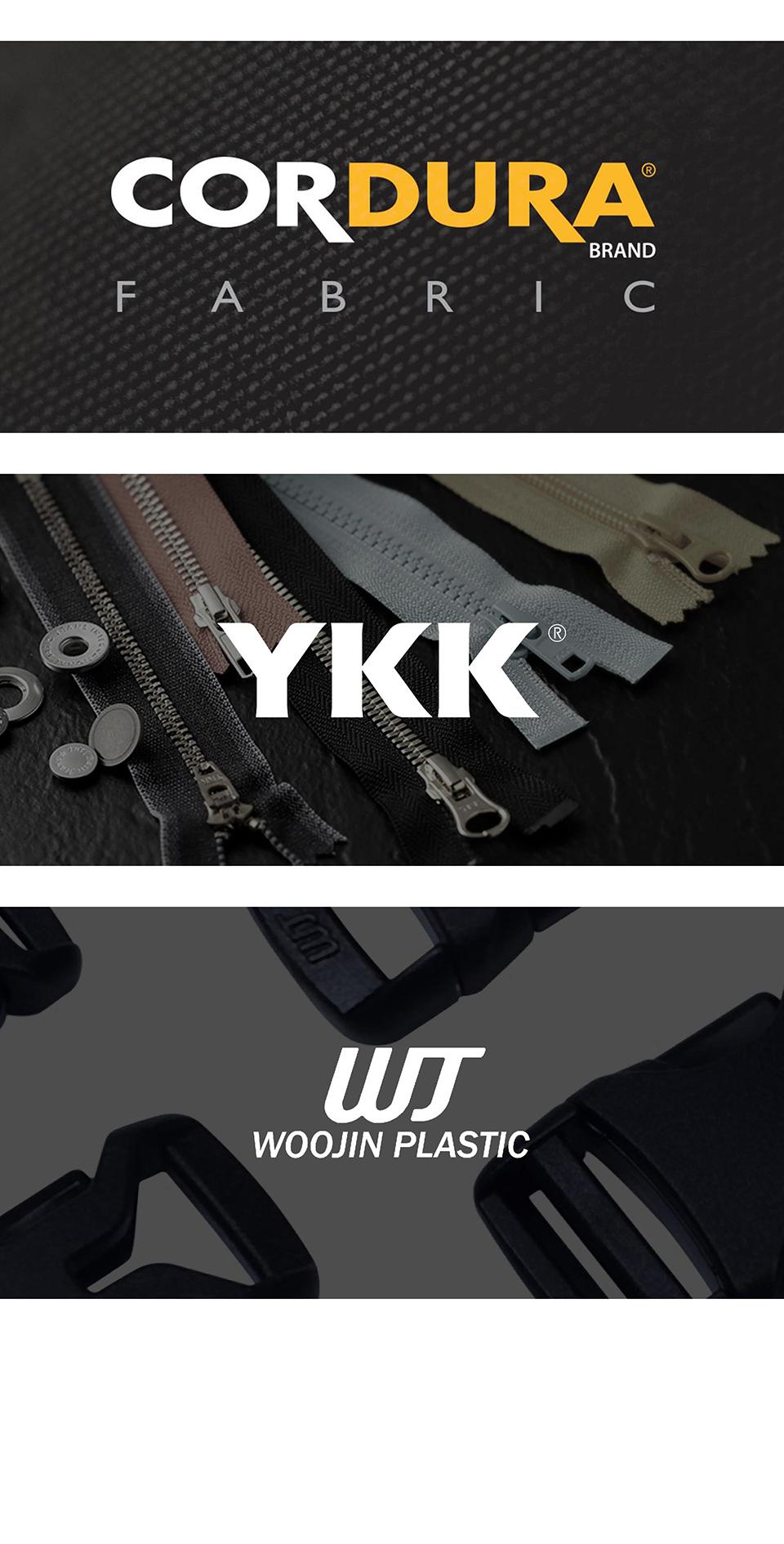 써드위브(THIRDWEAVE) VAULT BACKPACK / BLACK